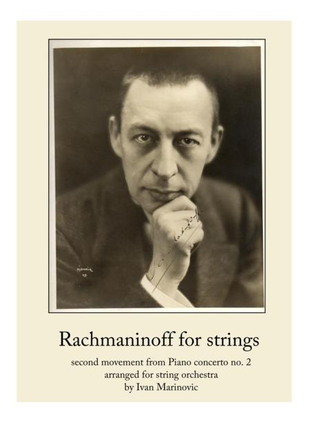 Rachmaninoff for strings