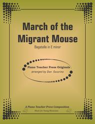 March of the Migrant Mouse