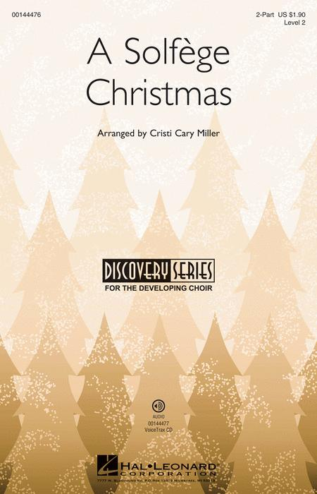 A Solfege Christmas