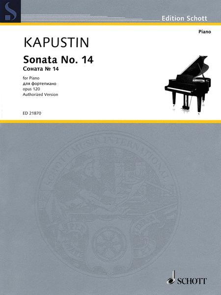 Sonata No. 14 op.  120