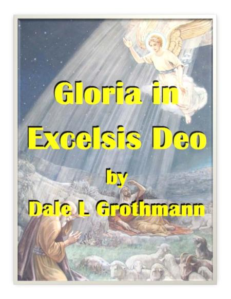 Gloria in Excelsis Deo (5/4 SSAT)