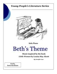 Beth's Theme - Music inspired by the book
