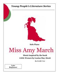 Miss Amy March - Music inspired by the book