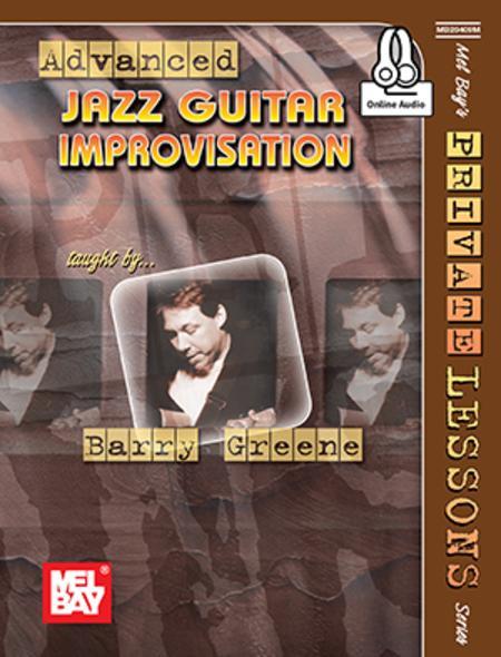 Advanced Jazz Guitar Improvisation