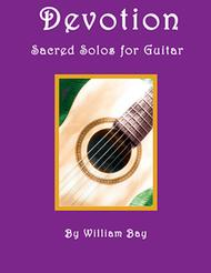 Devotion - Sacred Solos for Guitar