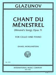 Chant du Menestrel, Opus 71