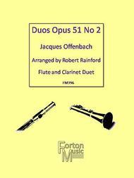 Duos Opus 51 no 2