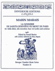 La Sonnerie de Sainte-Genevieve Du Mont de Paris