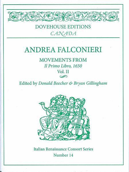 Movements from Il Primo Libro, 1650 Vol. 2