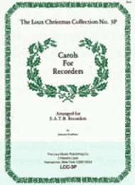 Carols for Recorders