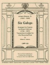 Six Galops
