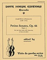 Petites Sonates, Op.66, Vol. 1