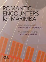 Romantic Encounters for Marimba