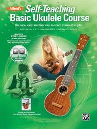 Alfred's Self-Teaching Basic Ukulele Method