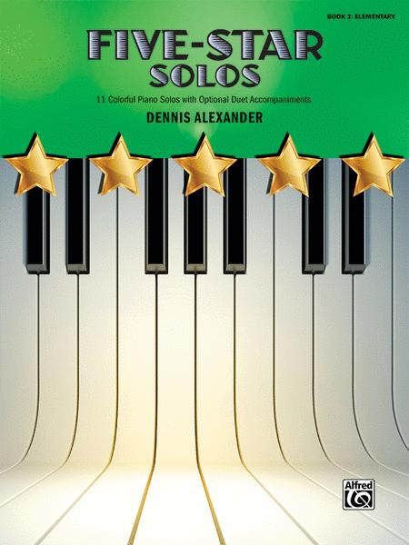 Five-Star Solos, Book 2