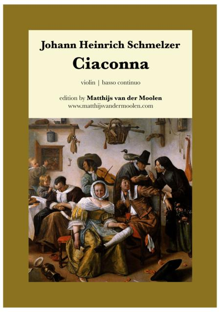 Ciaconna in A