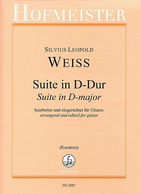 Suite in D-Dur