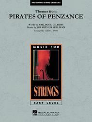 Themes from Pirates of Penzance