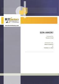 Son amor! - Samba - Brass Quartet