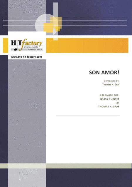 Son amor! - Samba - Brass Quintet