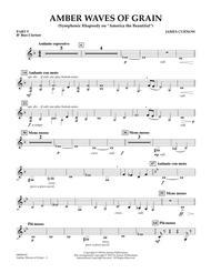 Amber Waves of Grain - Pt.5 - Bb Bass Clarinet
