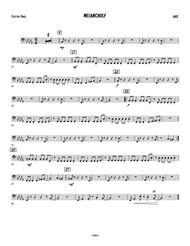 Melancholy - bass