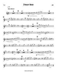 Straight Ahead - flute / C part