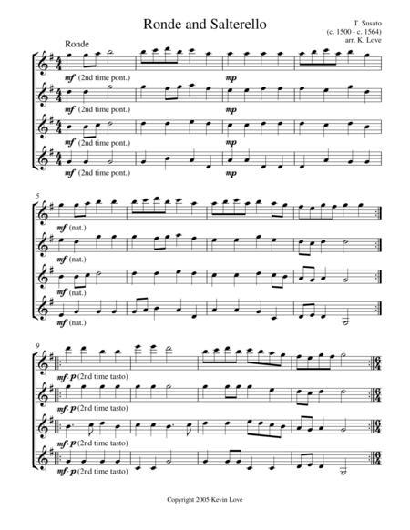Starter Bundle (Guitar Quartet)