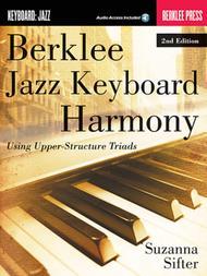Berklee Jazz Keyboard Harmony - 2nd Edition