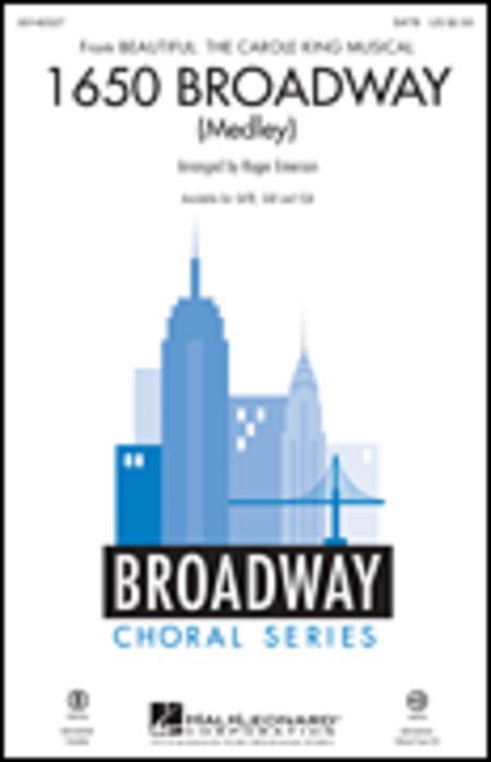 1650 Broadway - ShowTrax CD