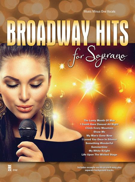 Broadway Hits for Soprano