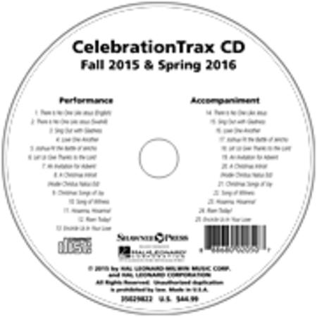 CelebrationTrax A/P CD 2015-16