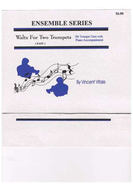 WALTZ FOR TWO TRUMPETS