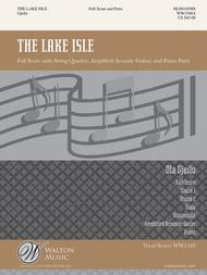 The Lake Isle (Full Score and Parts)