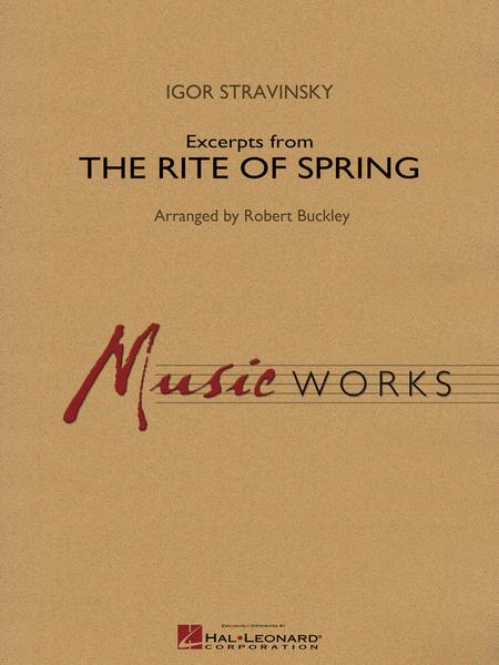 Excerpts from The Rite of Spring