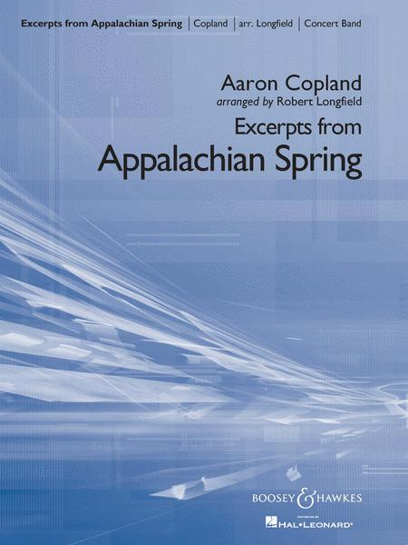 Excerpts from Appalachian Spring