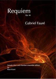 Requiem Op. 48, Vocal Organ Score