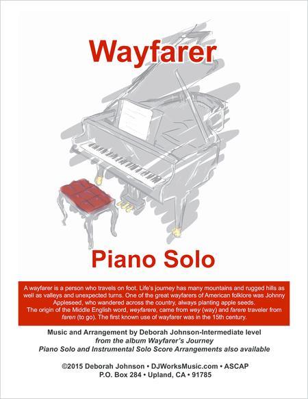 Wayfarer Piano Solo