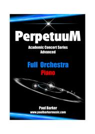 Perpetuum (Full Orchestral Version Score and Parts)