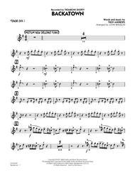 Backatown - Tenor Sax 1