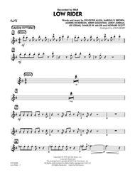Low Rider - Flute