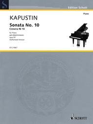 Sonata No. 10 op. 81