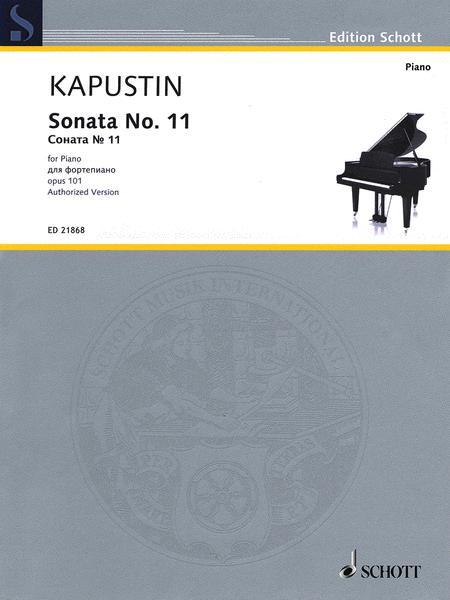 Sonata No. 11 op.  101