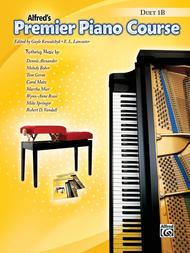 Premier Piano Course Duets, Book 1B