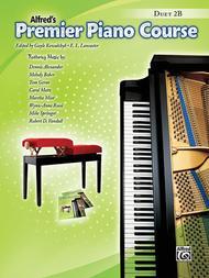 Premier Piano Course Duets, Book 2B