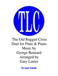 THE OLD RUGGED CROSS (Duet – Flute and Piano/Score and Parts)