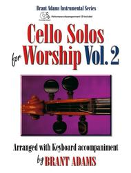 Cello Solos for Worship, Vol. 2