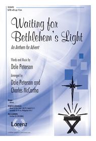Waiting for Bethlehem's Light