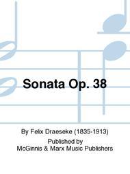 Sonata Op. 38