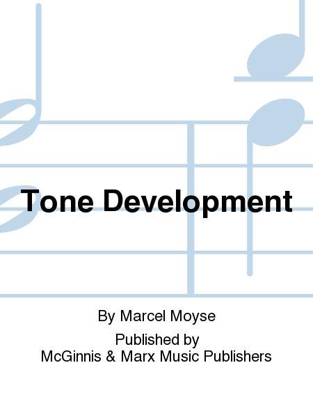 Tone Development Through Interpretation
